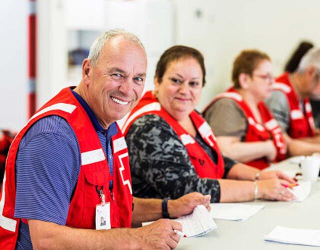 Croix-Rouge canadienne - Prenez soin de vous et des autres : cours de premiers secours psychologiques