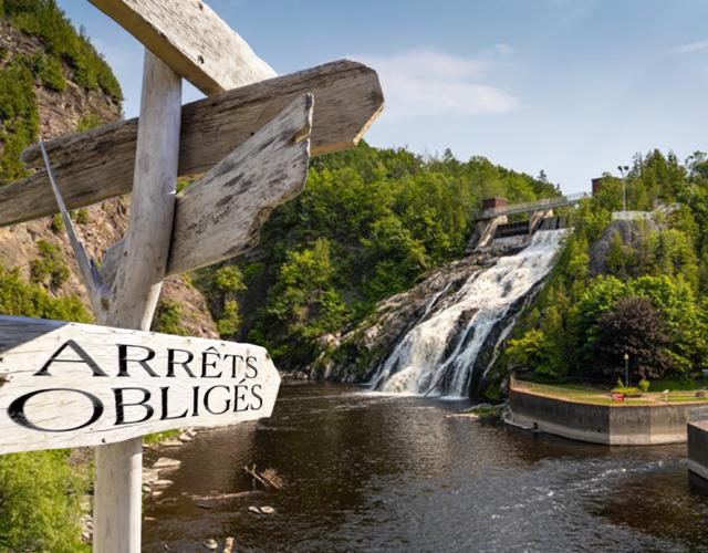 Rivière-du-Loup et son centre-ville réinventé